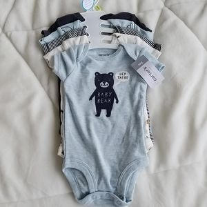 Carter's 3 month's Bodysuits